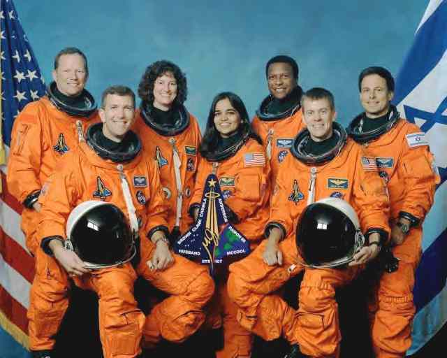 Space Shuttle Columbia - 16 Minutes From Home | U.S. News ...